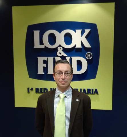 Jorge Torrent Dolz, nuevo gerente de LOOK & FIND