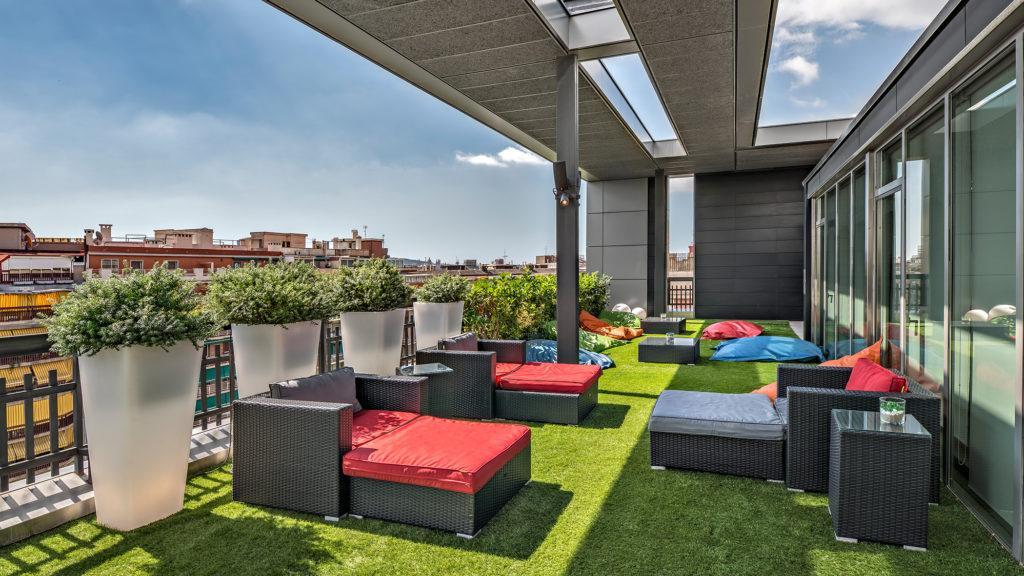 Las oficinas de king en barcelona punto negocio for Oficinas de pelayo en barcelona