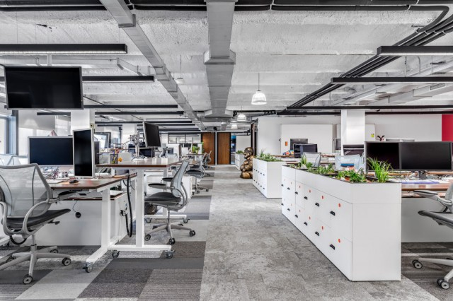 Las oficinas de king en barcelona punto negocio for Oficinas google barcelona