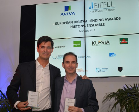 LoanBook y Finanzarel, premiadas en los European Digital Lending Awards