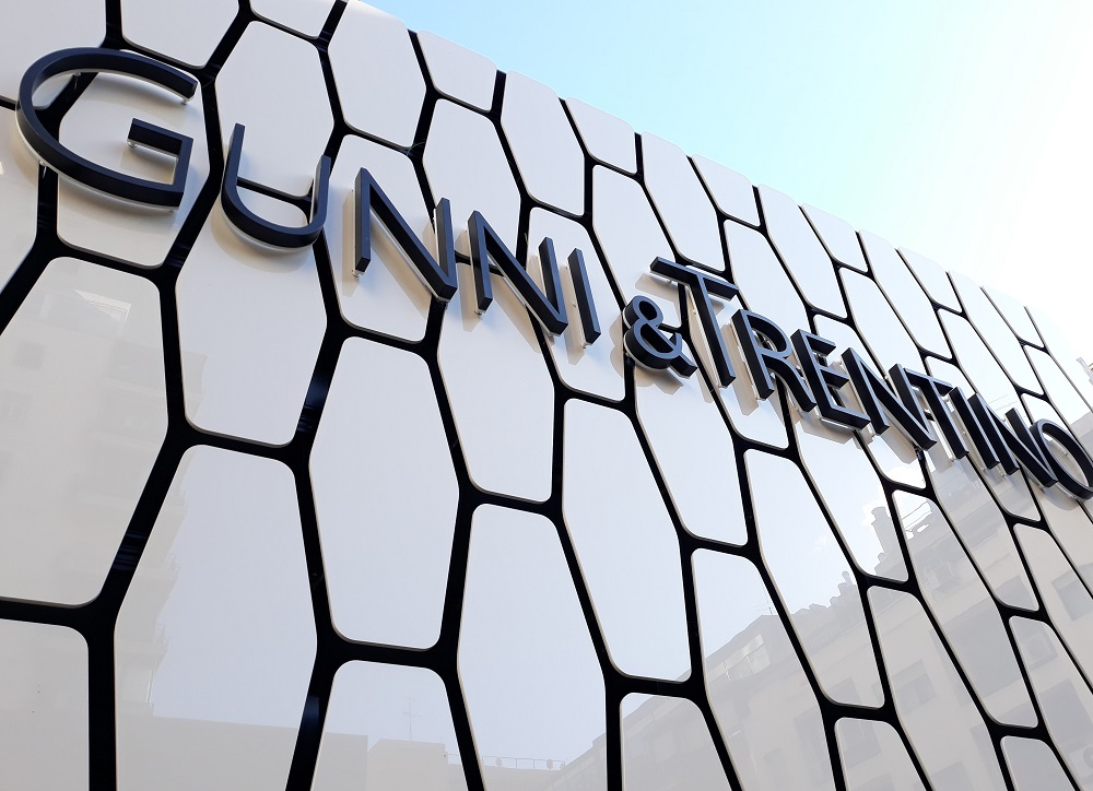 Gunni trentino abre al p blico su flagship store de 3000 metros cuadrados en pleno centro de - Gunni trentino madrid ...