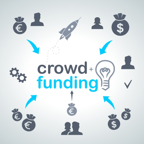 Financiación por crowdfunding