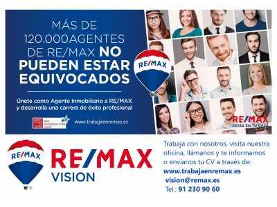 Agente inmobiliario para Madrid