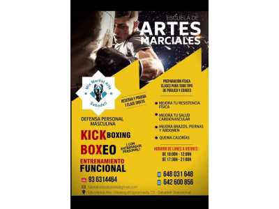 MIX MARTIAL ARTS SABADELL