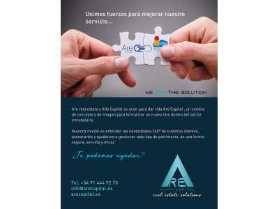 Alfa Capital + Are Real Estate crean Grupo Are Capital